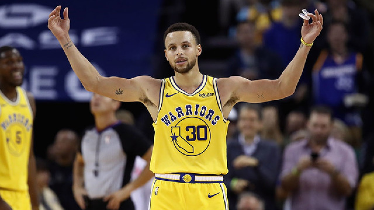 Not Having 'We Believe' Warriors Throwback Jerseys, A Biggest Miss Says Stephen Curry
