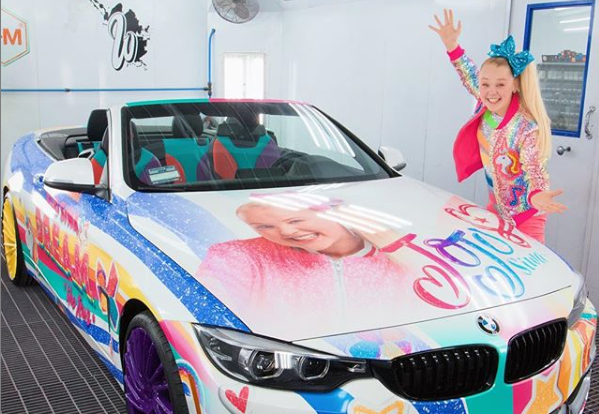 Justin Bieber Clears the Air with YouTube Star JoJo Siwa After Passing a Mean Comment at Her Car