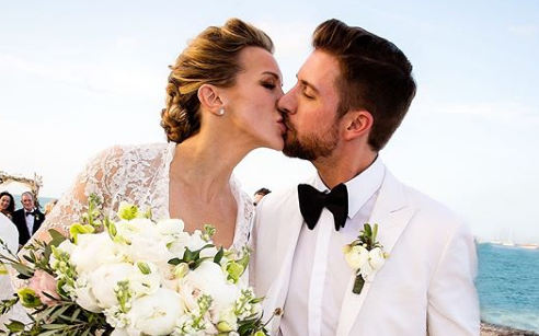 A Look into Katie Cassidy and Mathew Rodgers' Delightful Wedding Day