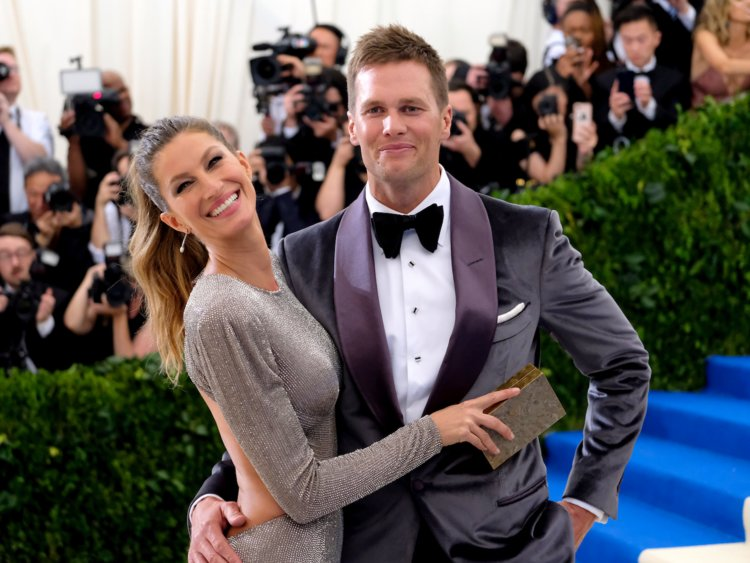 Tom Brady's Wife Calls Herself a Witch as She Uses Unconventional Methods to Make Tom Win Games!