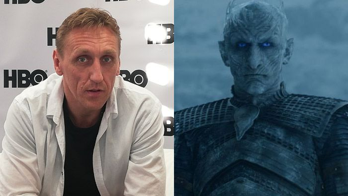 Night King from GOT, Vladimir Furdik Wiki: Age, Height, Wife, Net Worth and More