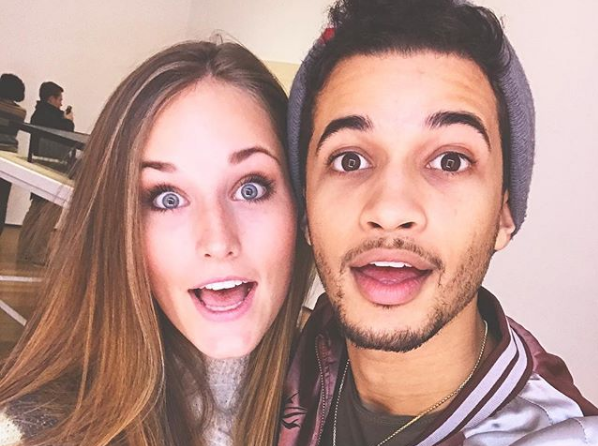 Jordan Fisher Girlfriend Ellie Woods Age, Birthday, Family, Engaged, & Profession in Her Wiki Bio